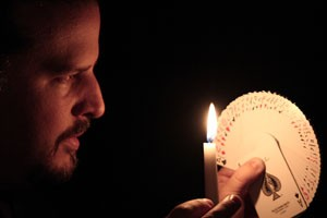 Magican John Shore, corporate entertainer